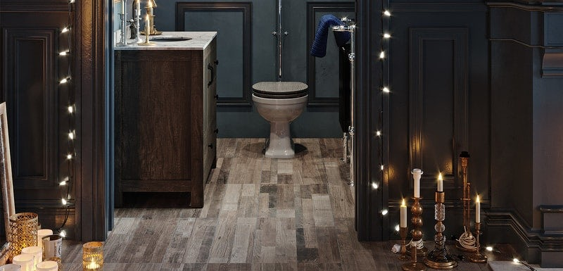 Get the look: Enchanted Winter part 2—small bathroom ideas