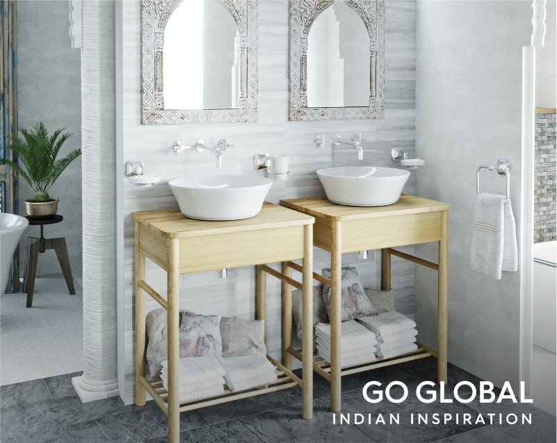Get the look: Go Global—India basins