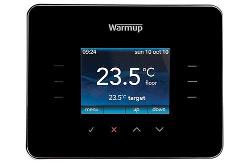 Warmup 3iE underfloor heating thermostat