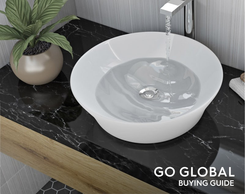 Mode Bowery thin edge basin