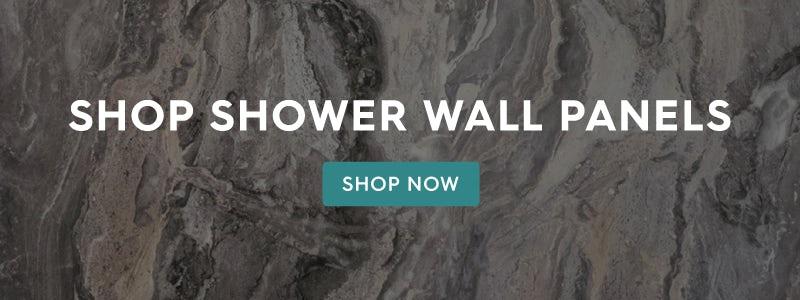 Shop shower wall panels