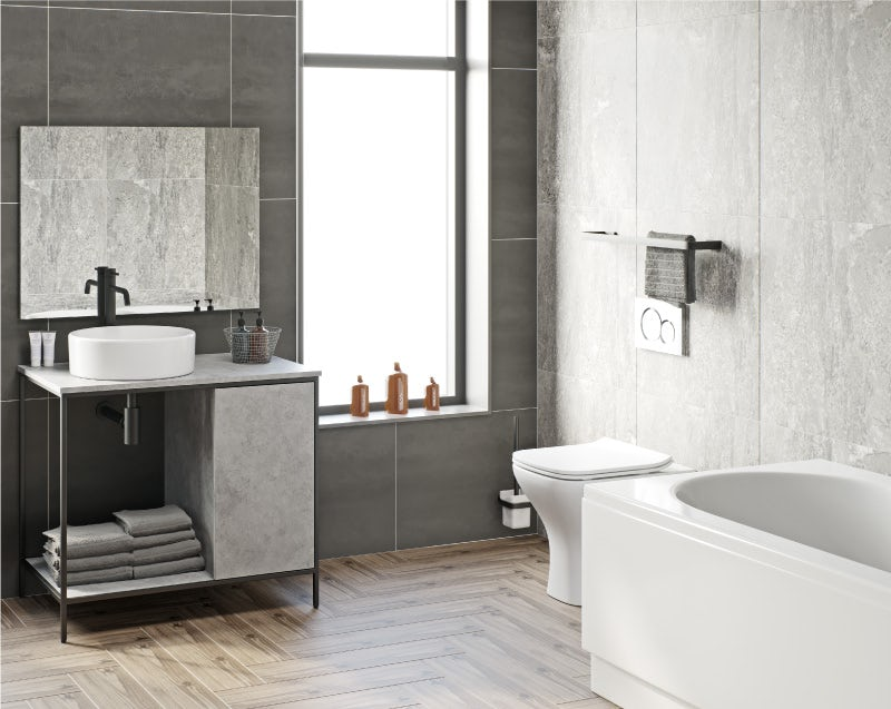 Bergne bathroom furniture