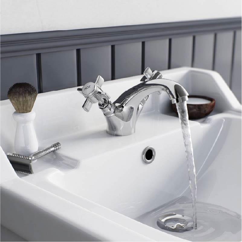 The Bath Co. Dulwich basin mixer tap