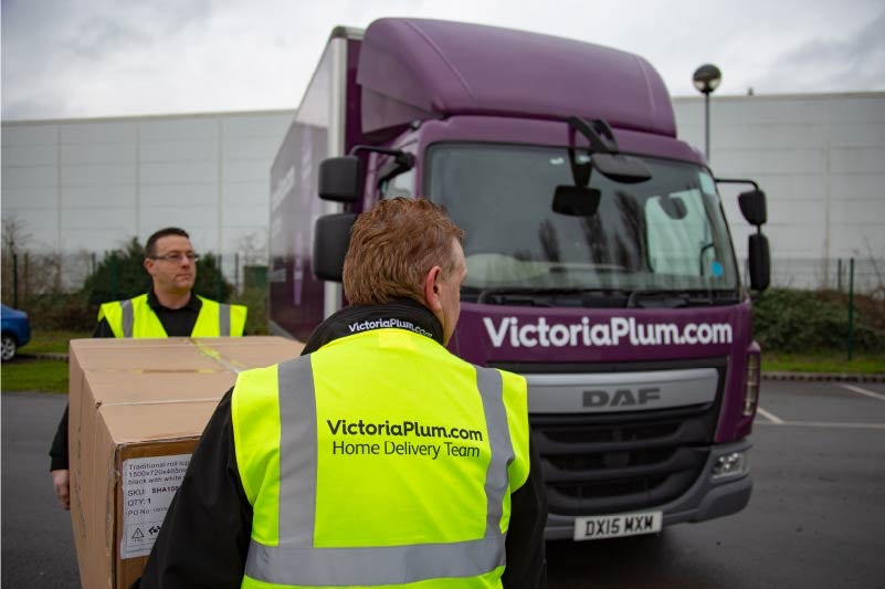 Award-winning delivery at Victoria Plum