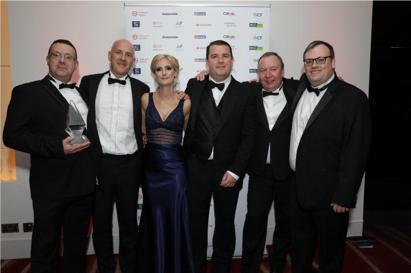 Victoria Plum at the FTA awards