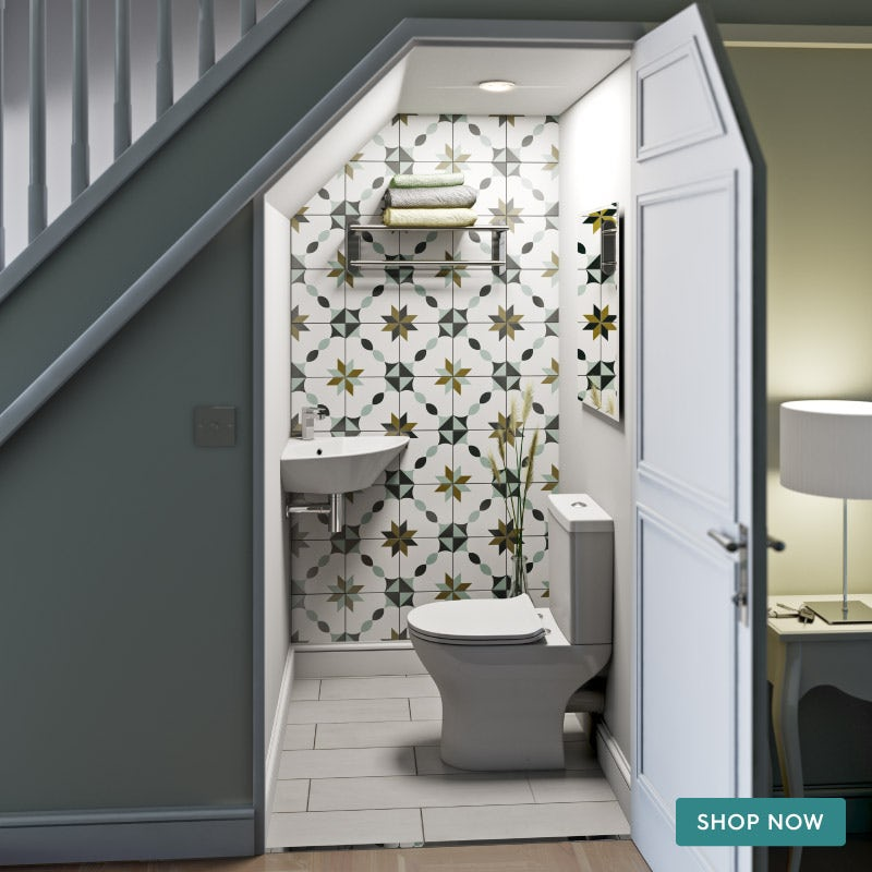 Derwent bathroom collection