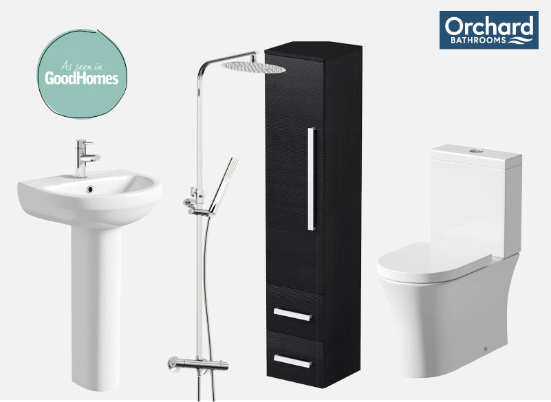 Good Homes Orchard Bathrooms