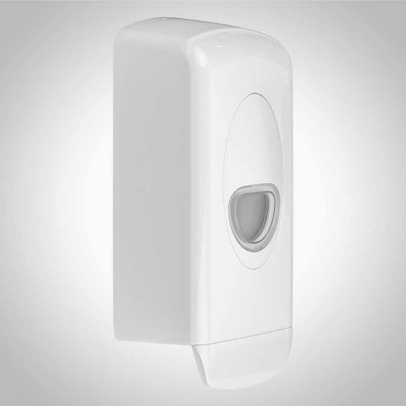 Commercial soap dispensers