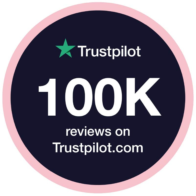 Victoria Plum 100k reviews on Truspilot