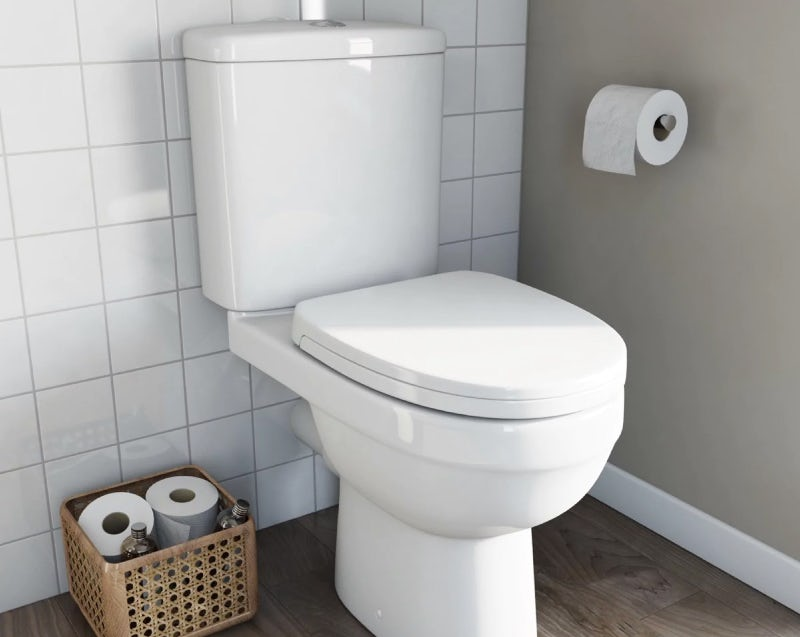 Orchard Eden close coupled toilet