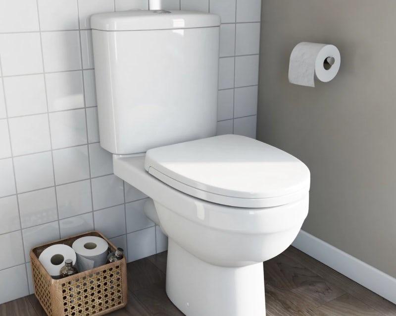 Orchard Eden close coupled toilet