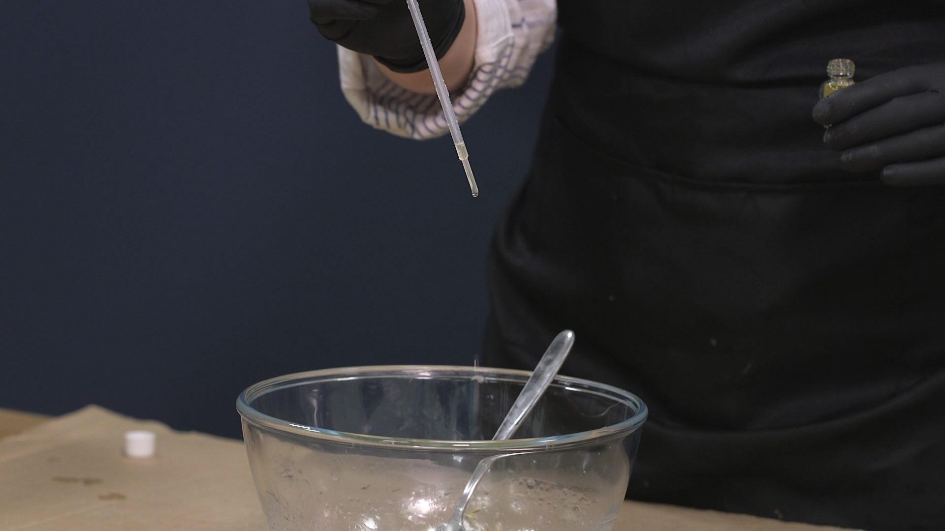 Adding fragrance