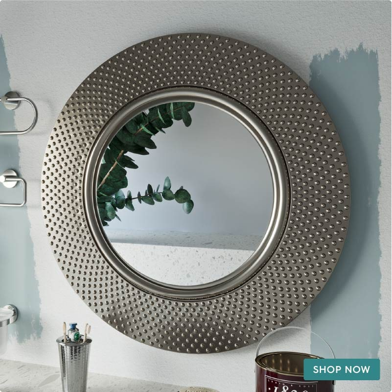 Click to find the perfect bathroom mirror