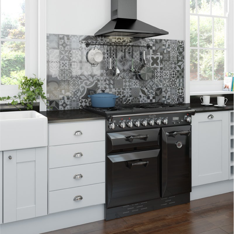 Keep regularly-used items in units close to the cooker