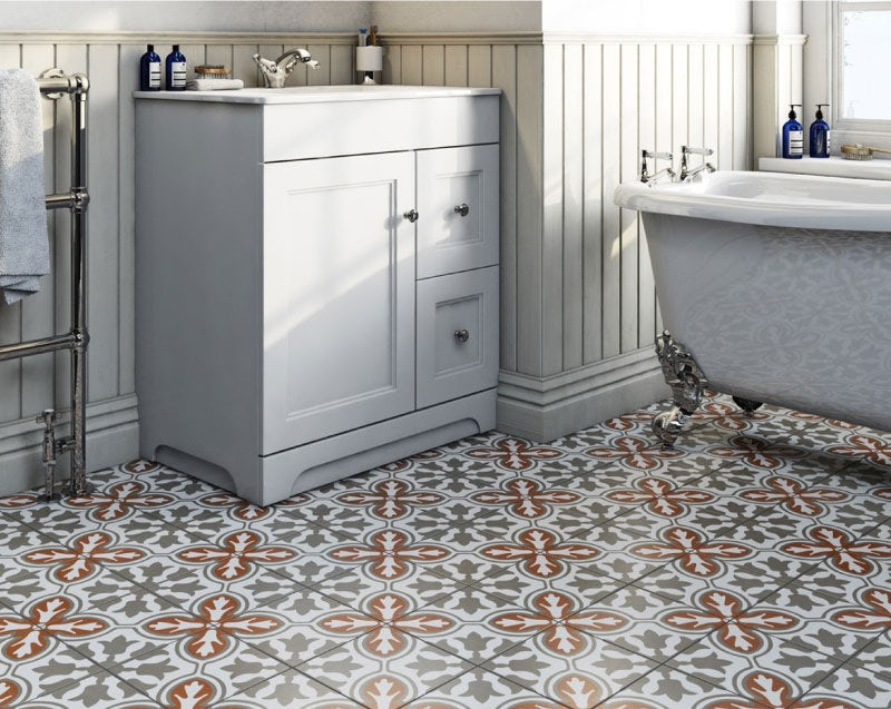 Traditonal or Victorian tiles