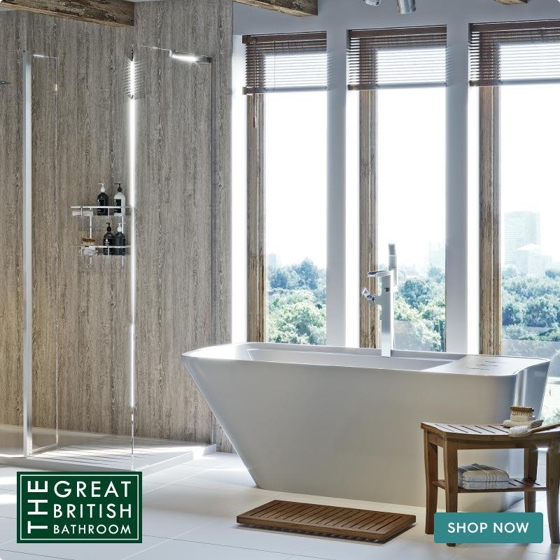 Natural Elements neutral bathroom