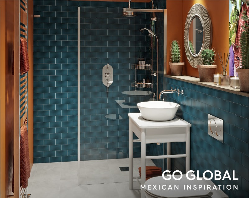Get the look: Go Global—Mexico ensuite