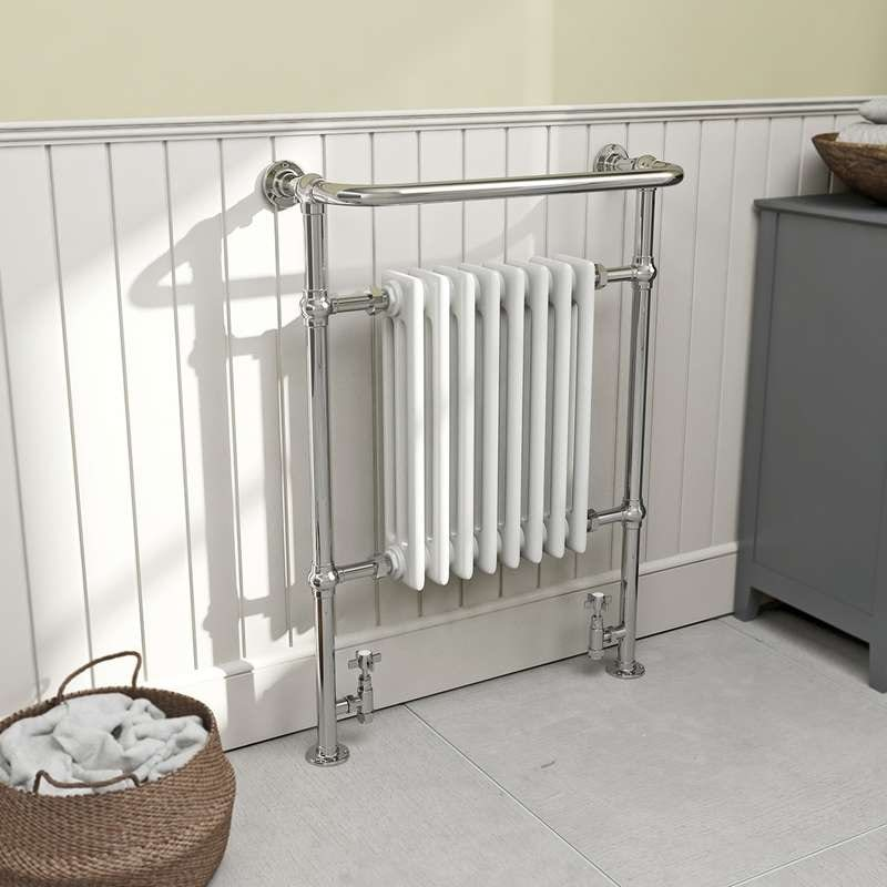 The Heating Co. Dulwich traditional radiator