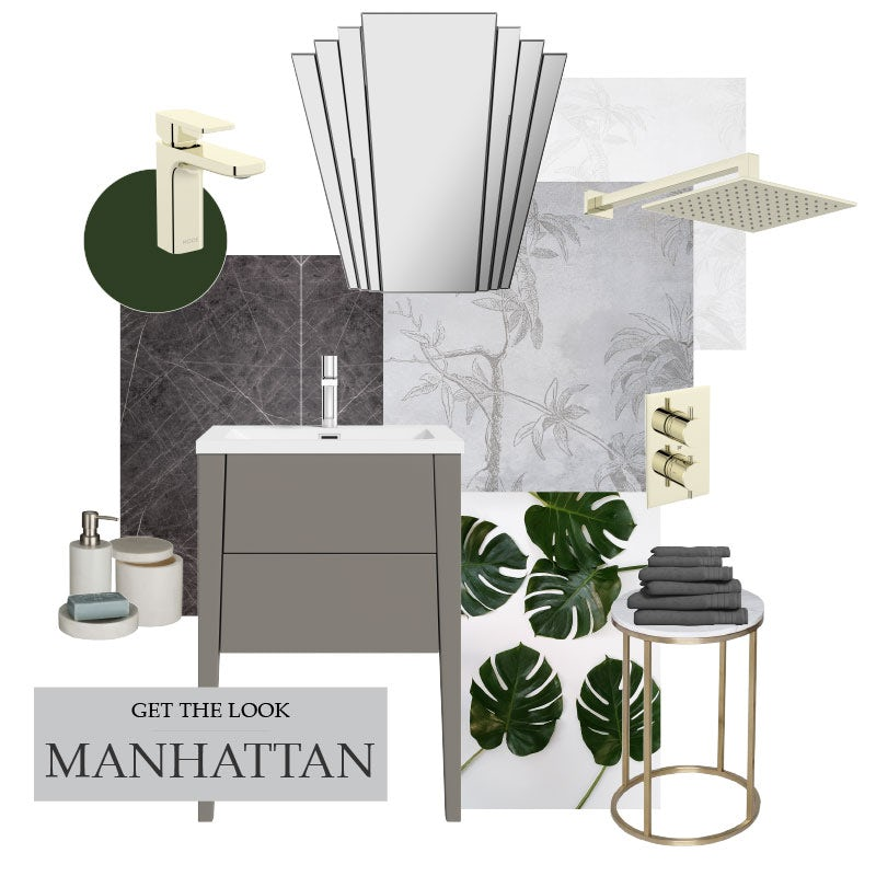 Manhattan mood board