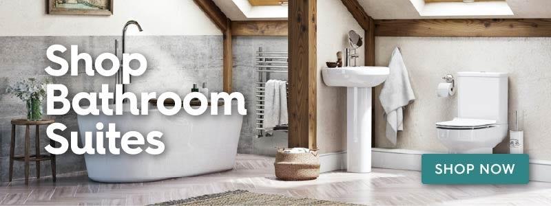 Shop bathroom suites