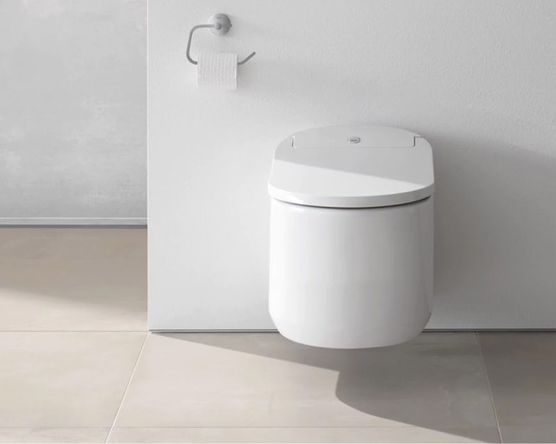 Grohe Sensia Arena smart toilet with soft close seat