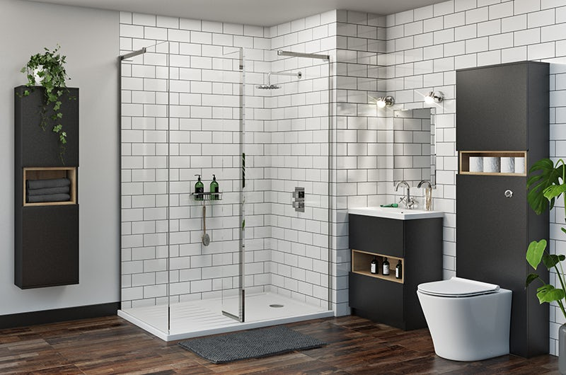 Tate complete furniture shower enclosure suite