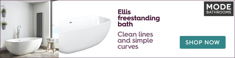 Mode Ellis freestanding bath