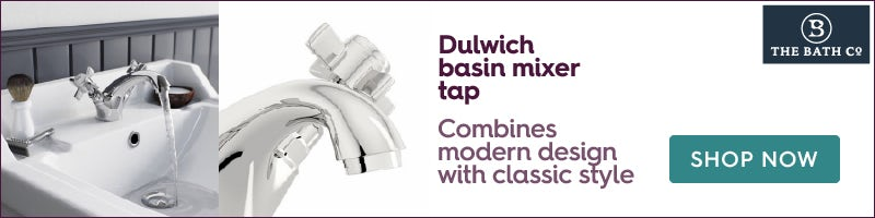 The Bath Co. Dulwich basin mixer tap