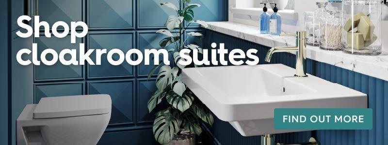 Shop cloakroom bathroom suites