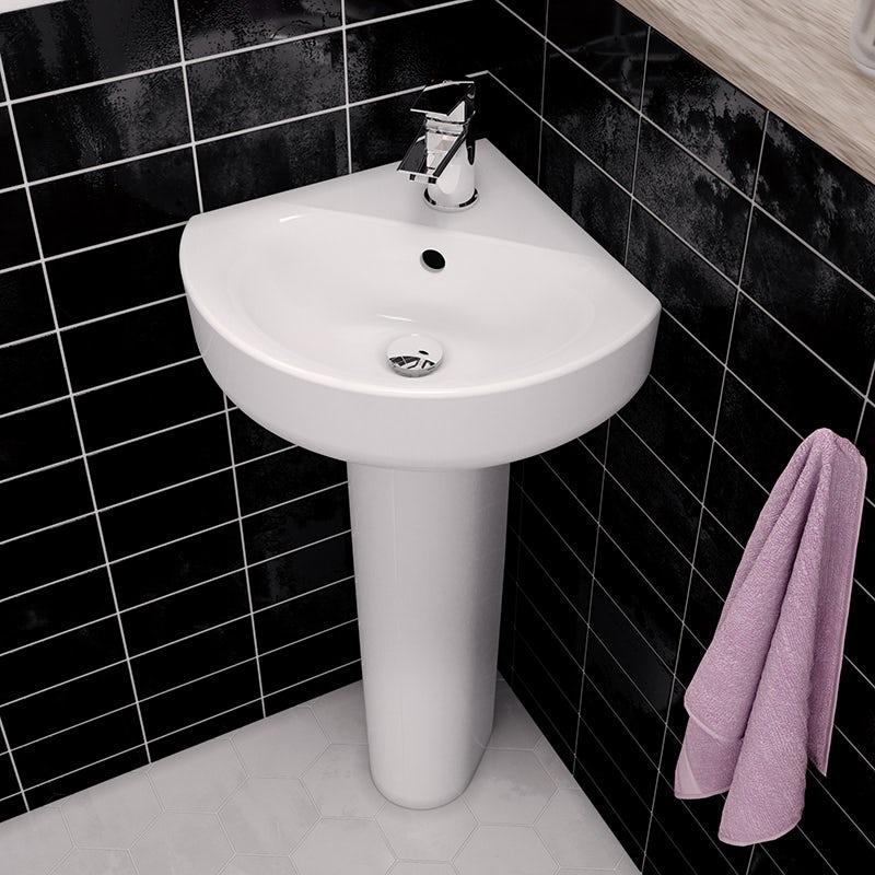 Ideal Standard Concept Space corner basin