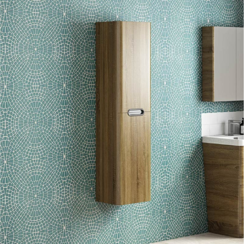 Fine Decor ceramica mosaic teal blue wallpaper