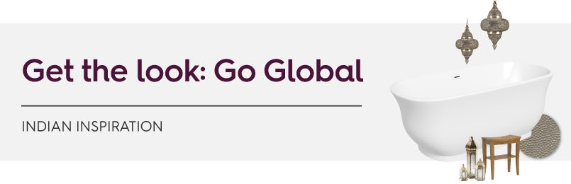 Get the look: Go Global—India