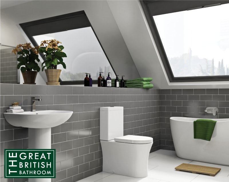 Loft bathroom ideas