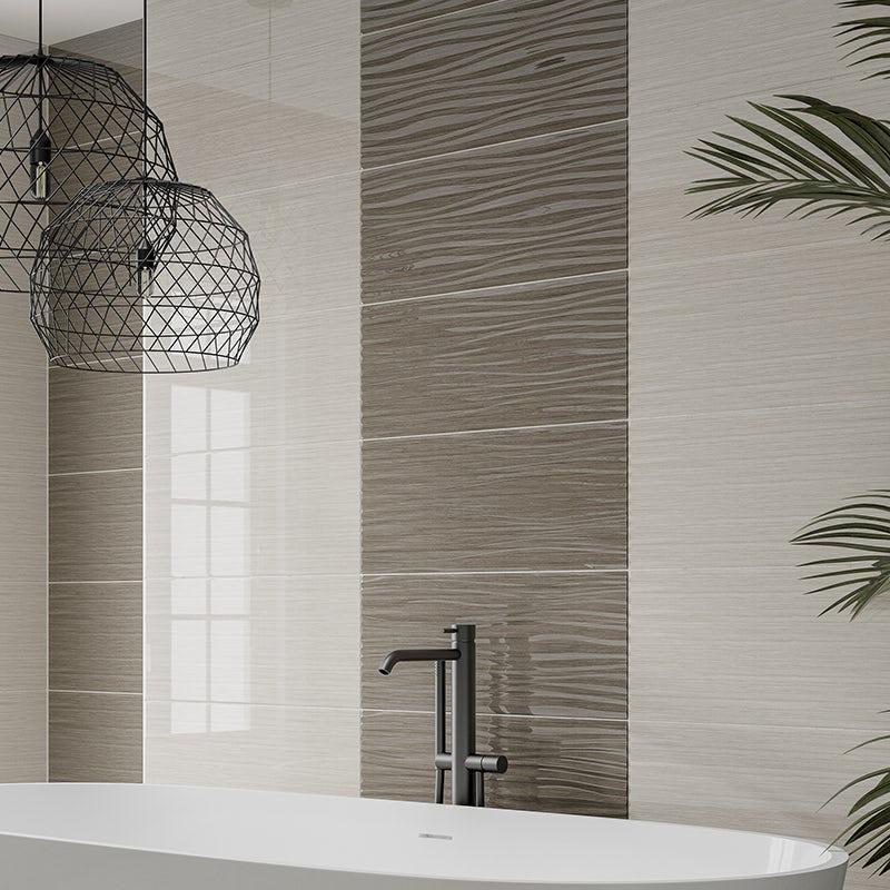 Birch tile range