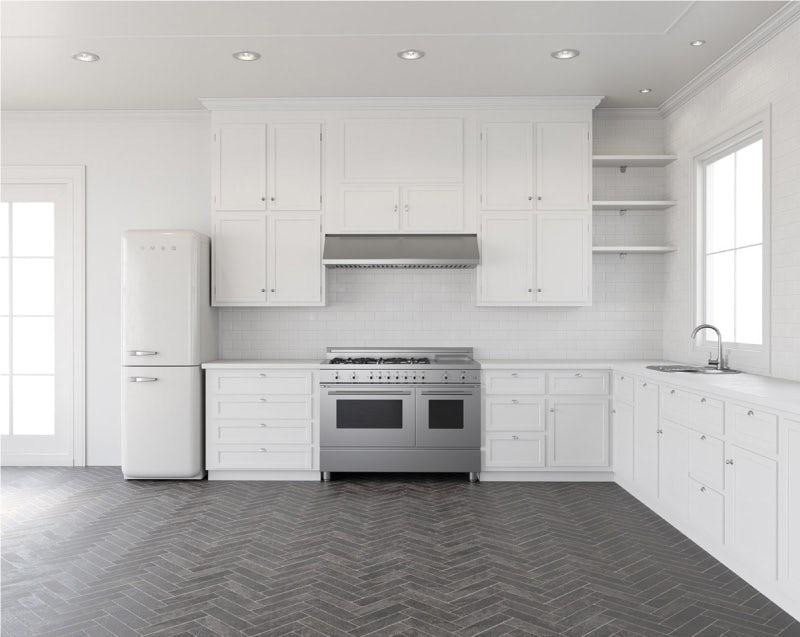 Faus Parquet Stone moisture resistant click flooring 8mm