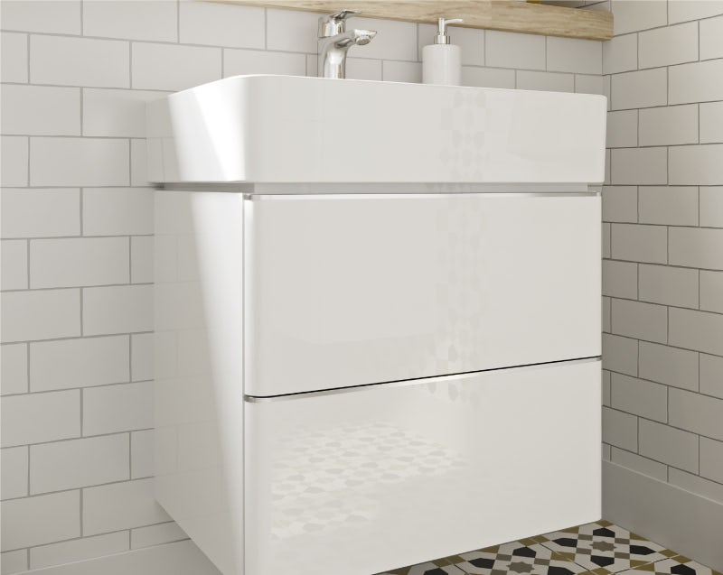Ideal Standard Strada II wall hung vanity unit
