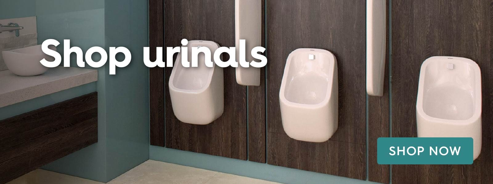 Shop urinals