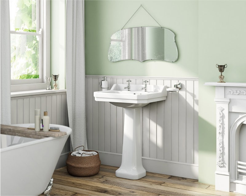 Craig and Rose 1829 elderflower cordial bathroom paint