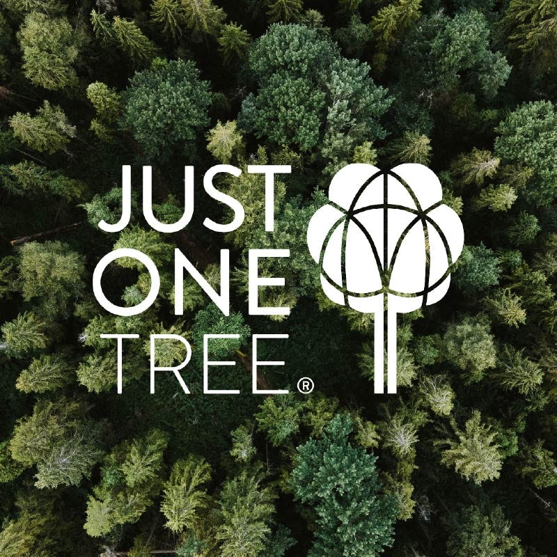 Find out more about JUST ONE Tree