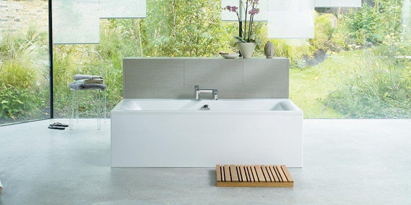 Ideal Standard Concept Air double ended rectangular bath