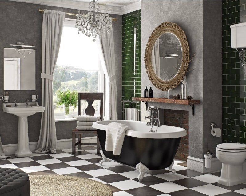 Vintage Chic bathroom ideas