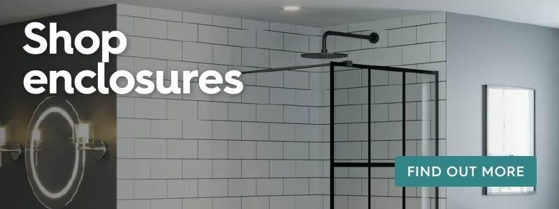 Shop shower enclosures