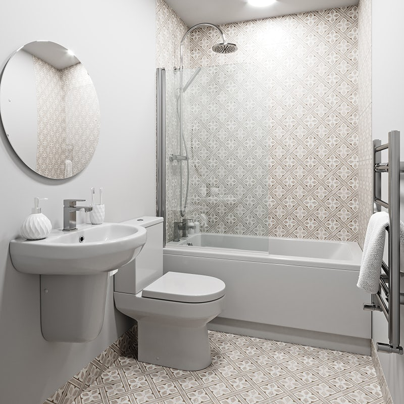 Wharfe bathroom collection