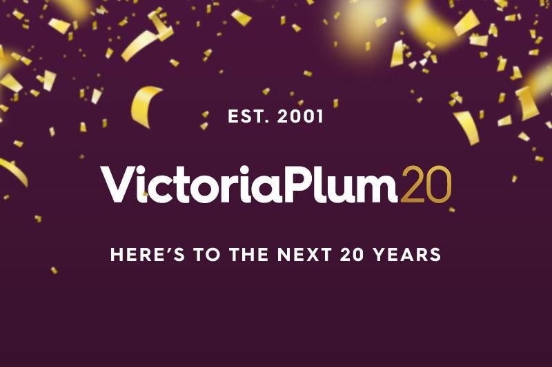 Victoria Plum at 20