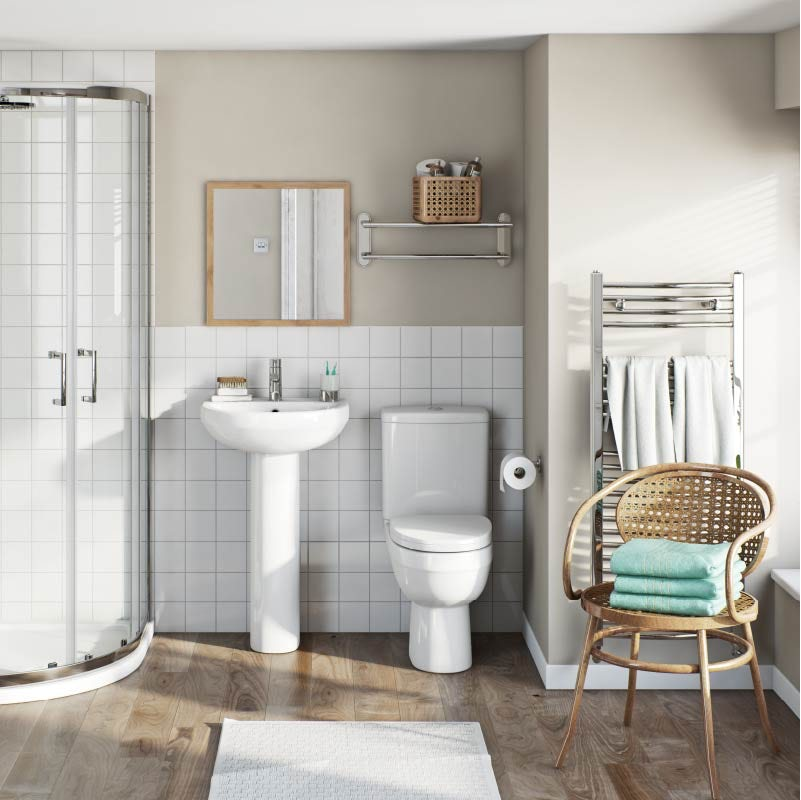 Turning your bathroom into a home hairdressing salon