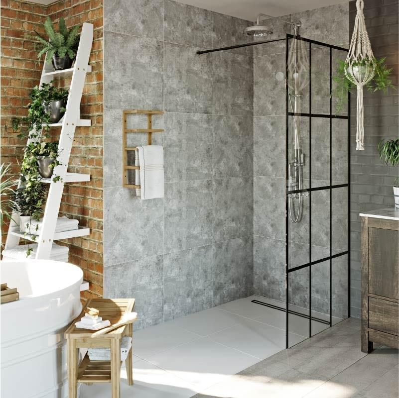 Tropical Spa bathroom trends 2021