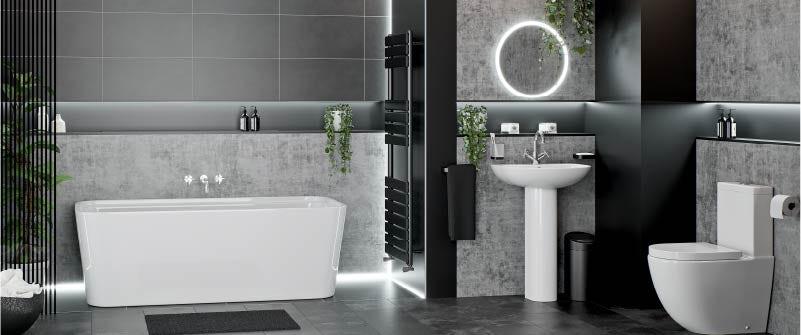 Harrison bathroom suite collection