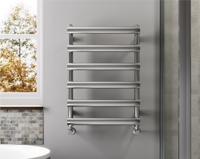 The Heating Co. Cruz chrome radiator