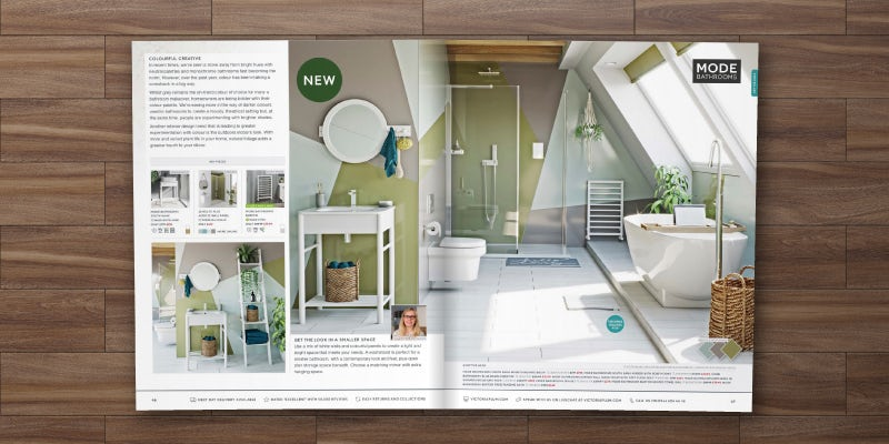 The VictoriaPlum.com bathroom catalogue