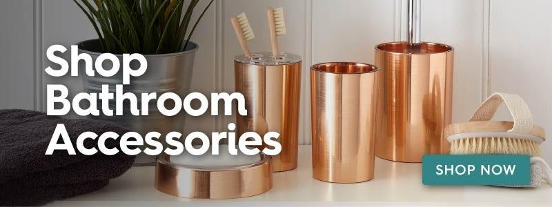 Shop bathroom accessories